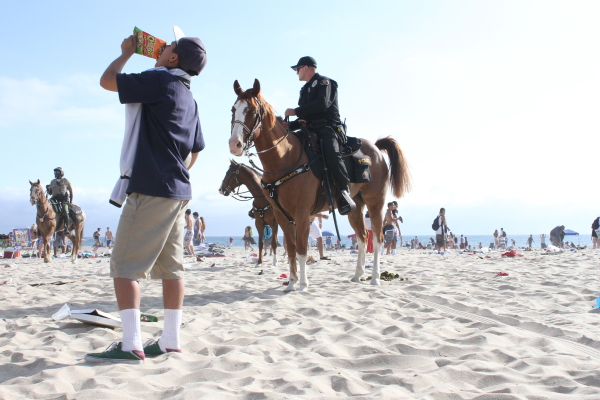 Penalties upped for unlawful drinking, smoking, noise in Hermosa Beach