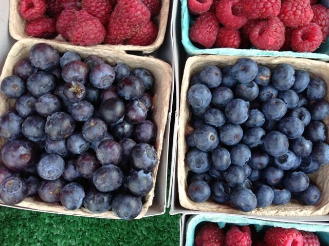 Blue Zones recipe: Blueberry Buckwheat Pancakes