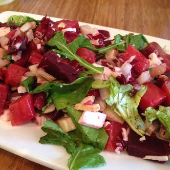 The Source Cafe: Best Specialty Salad