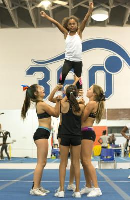 Rhode Island Cheerleading