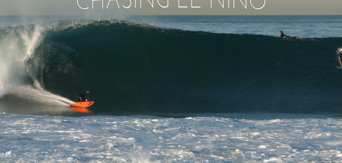 Chasing El Nino(full version), Surfing the 2015-2016 Season in the South Bay by Civic Couch