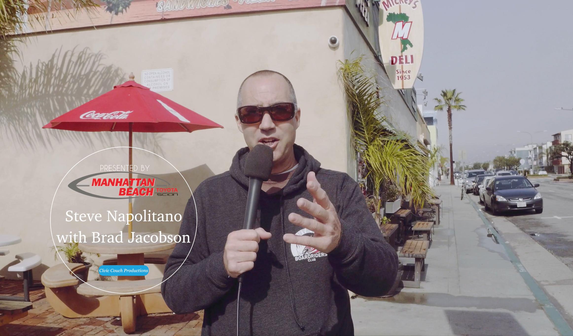 The Past and Future of Mickey's Deli in Hermosa Beach (Video)
