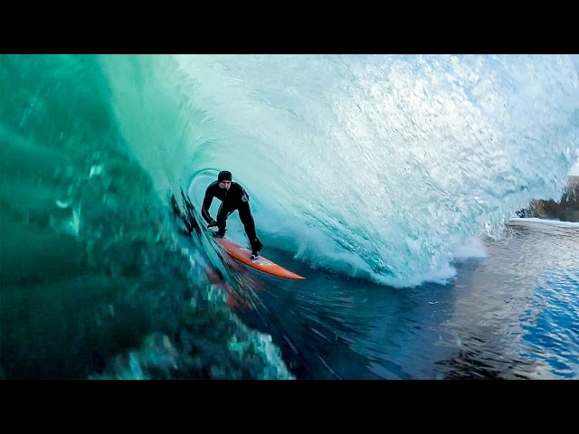 Alaskan Surf Adventure with Alex Gray and Anthony Walsh [VIDEO]