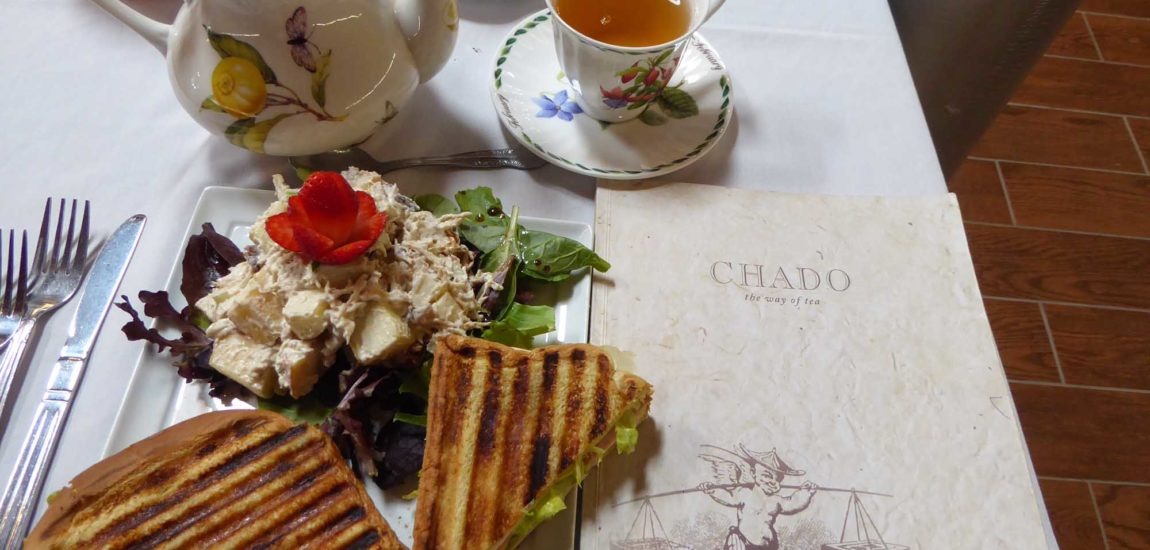 The Art of Tea (and Sandwiches) [Restaurant review]