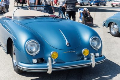 Beach wheels – Concours D'Elegance takes to the airfield