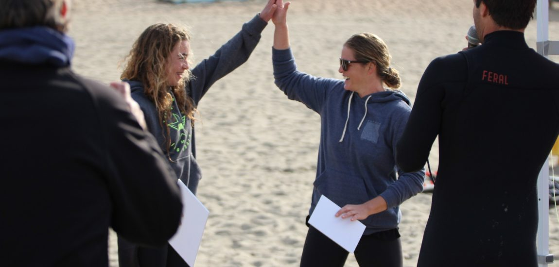 Torrance Beach 'better than Pipeline' for 13th Annual Ratopia Surf Classic