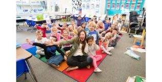 Where education begins: Grand View's Dina Moll lays a joyful foundation