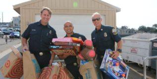 Beach charity – 25th Annual Beach Cities Toy Drive