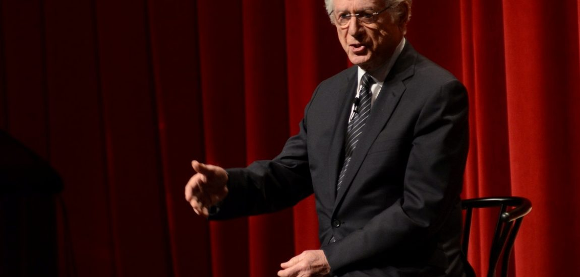 Ted Koppel blames national divide on partisan cable, print journalism in Redondo Beach talk