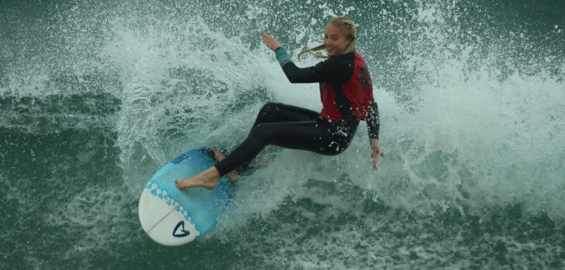 Gallas, Sabina win South Bay Boardriders/ET Surf contest in Manhattan Beach