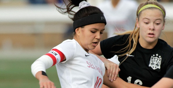 Local girls soccer teams shutout in CIF-SS quarterfinal action