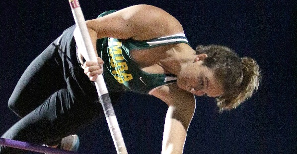 Redondo looks to repeat as track and field champions