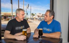 Hermosa Brewing Company makes good beer, just not in Hermosa. Could the city someday host a new brewery?