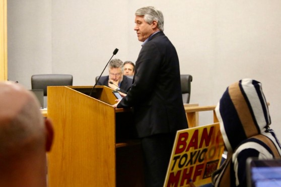 Redondo Beach to support MHF refinery ban