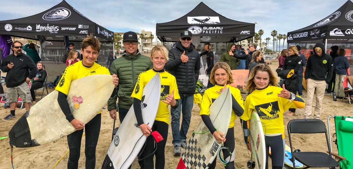 SB Boardriders claim West Coast title at Huntington Beach contest