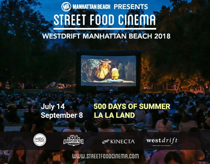 Street Food Cinema @ Marriott Golf Course | Manhattan Beach | California | United States