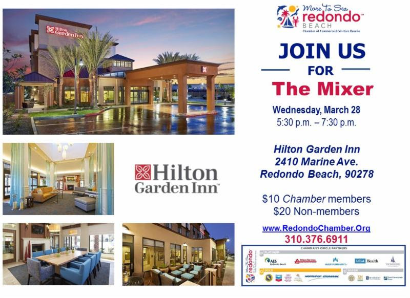 The Mixer @ Hilton Garden Inn | Redondo Beach | California | United States