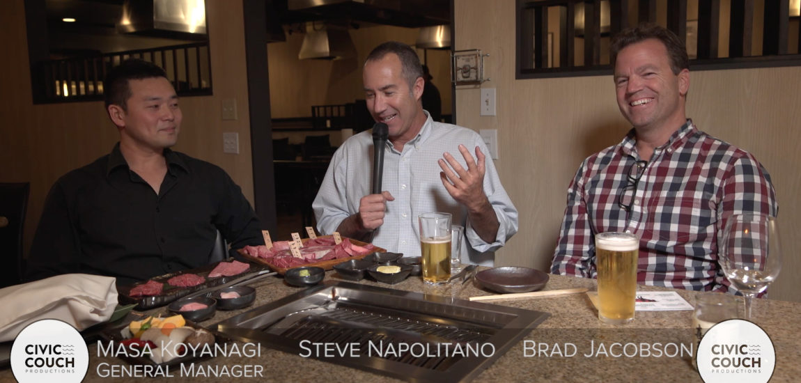 Steve and Brad Discover Yamaya Japanese Wagyu and Grill in Torrance